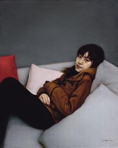 暖冬是 庞茂琨 的作品, 暖冬创作于2012. 庞茂琨 是中艺国际| ZAI 推荐的艺术家 , 关注中艺国际, 获得庞茂琨 的最新动态.