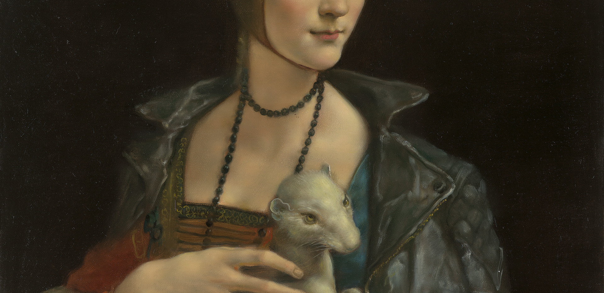 Lady with an Ermine