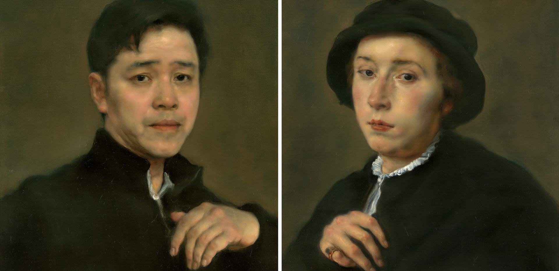 Corresponding Portraits