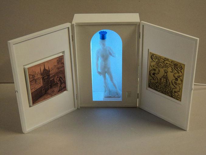 大卫, 装置 炼金术 5是 文森佐 文堤米利亚 的作品, 大卫, 装置 炼金术 5创作于2010. 文森佐 文堤米利亚 是中艺国际| ZAI 推荐的艺术家 , 关注中艺国际, 获得文森佐 文堤米利亚 的最新动态.