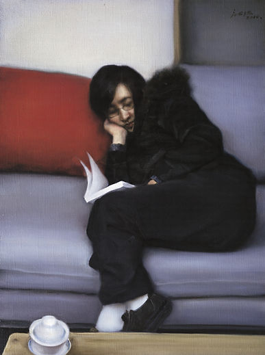 闲书是 庞茂琨 的作品, 闲书创作于2010. 庞茂琨 是中艺国际| ZAI 推荐的艺术家 , 关注中艺国际, 获得庞茂琨 的最新动态.