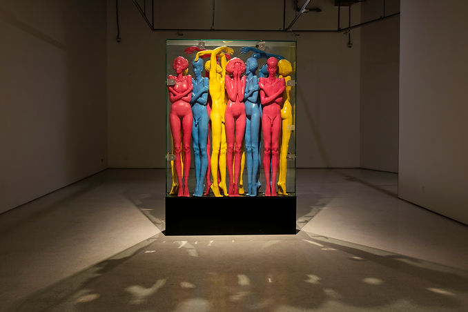 A few square metres is the work of Wang Yi, A few square metres was created on 2016. Wang Yi is an artist recommended by ZAI | Zhong Art International, pay attention to Zhong Art International, and get the latest developments of Wang Yi.