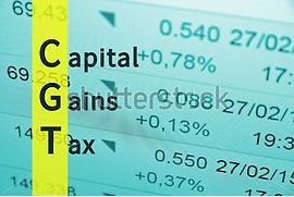 Capital Gains Tax - JKA Accounting Solutions