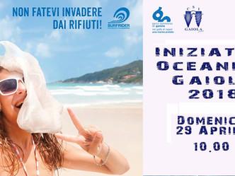 Iniziative Oceaniche al Parco Sommerso di Gaiola