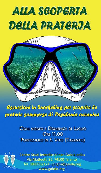 Locandina Escursioni Posidonia_Taranto_2