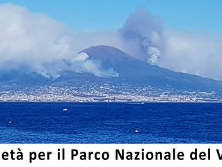 Giornata di Solidarietà per il Parco Nazionale del Vesuvio