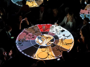 TABLE MAPPING  - Award dinner with a difference!