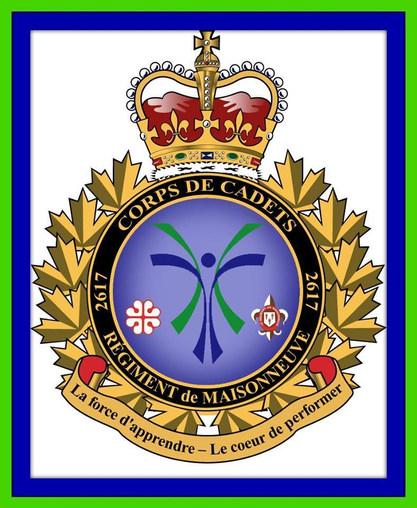 Corps De Cadets 2617 Du Régiment De Maisonneuve