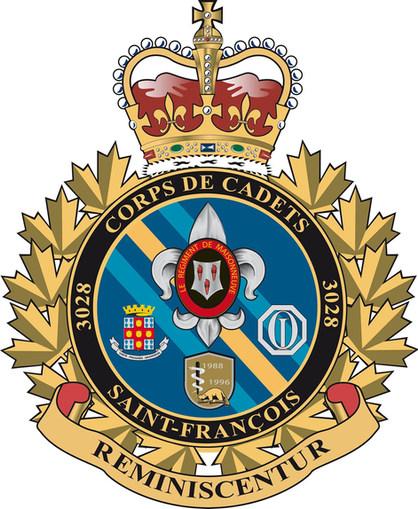 Corps de cadets 3028 St-Francois Laval