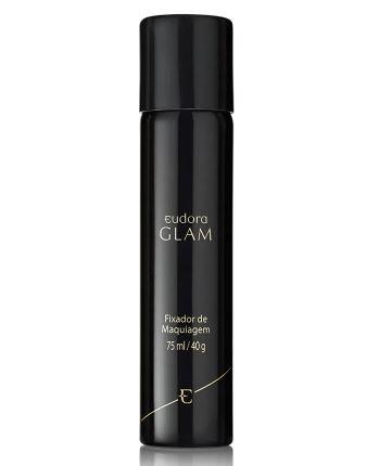 Fixador de Maquiagem Glam Spray Eudora 75ml