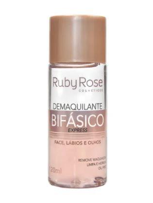 DEMAQUILANTE BIFÁSICO EXPRESS RUBY ROSE