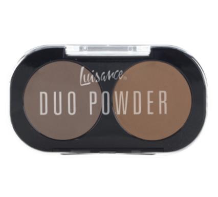 Duo Powder Sobrancelha Luisance Cor B