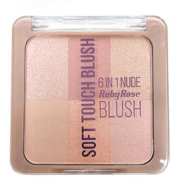 Blush Soft Touch 6 em 1 Ruby Rose