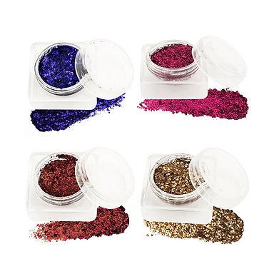 Sombra Glitter Jelly Fenzza 3g
