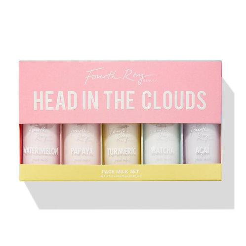 Head in the Clouds face milk mini kit - Sob Encomenda