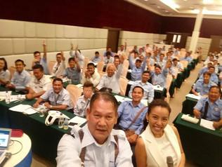 English and Service Training