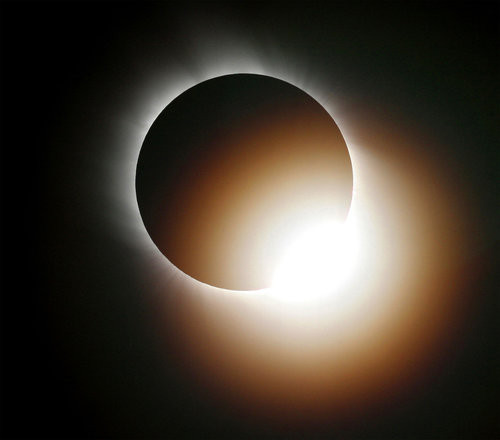 Total Eclipse of the Head :: New Moon/Eclipse in Virgo