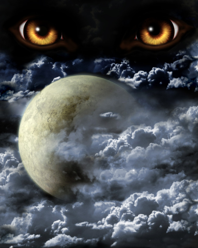 Warriors & Wildness :: Full Moon in Aries