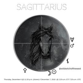 Sag New Moon News: North Star Reaching & Adventure Seeking