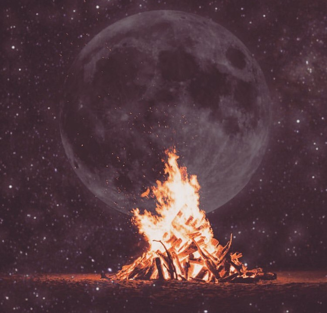 Burn it Down to Build it up: Aries New Moon