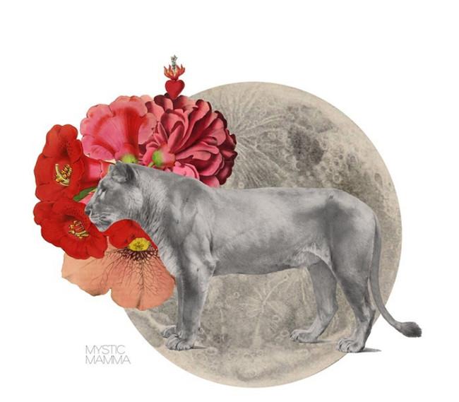 Pride & Presence :: Leo Full Moon