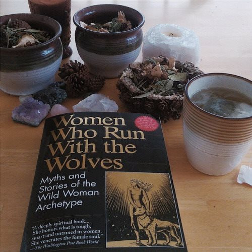 Quotes+Women+Who+Run+With+the+Wolves