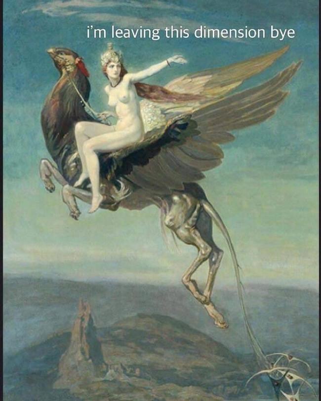 Enchanted Imagination & Elevated Ideals :: Jupiter Square Neptune