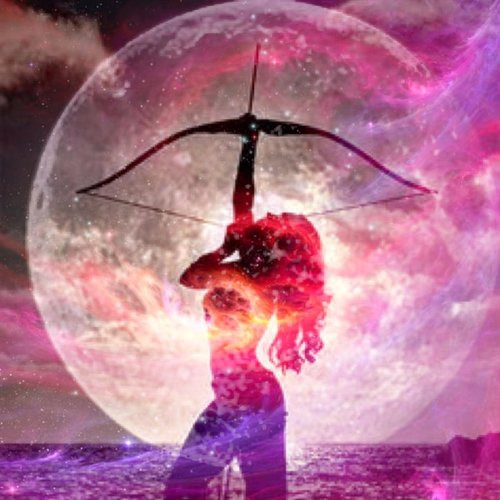 Straight Shot to Fate :: Full Moon & Summer Solstice