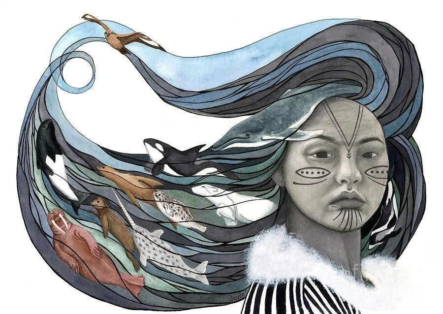 sedna+goddess+ocean