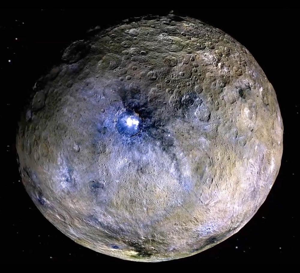 Ceres+selfparent+asteroids
