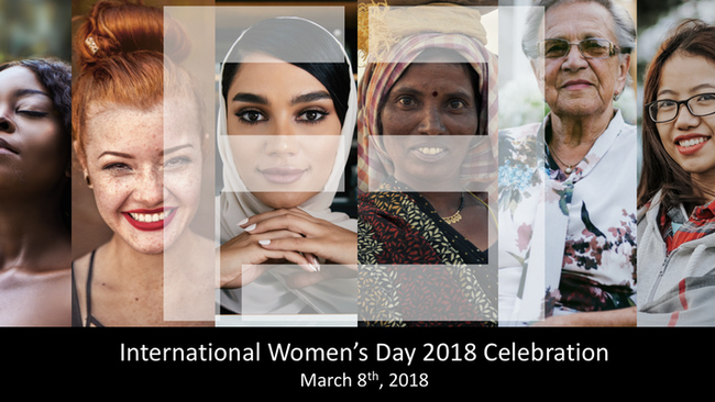 Everything Going Down for International Women's Day in the Bay Area