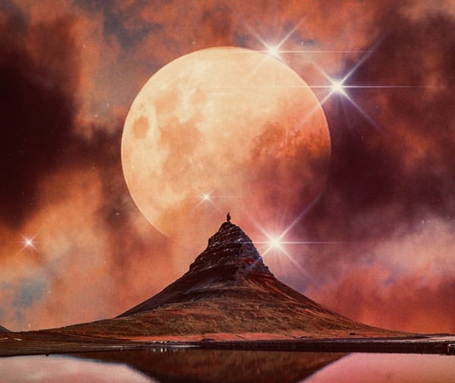 Mending & Moving :: Aries Full Moon