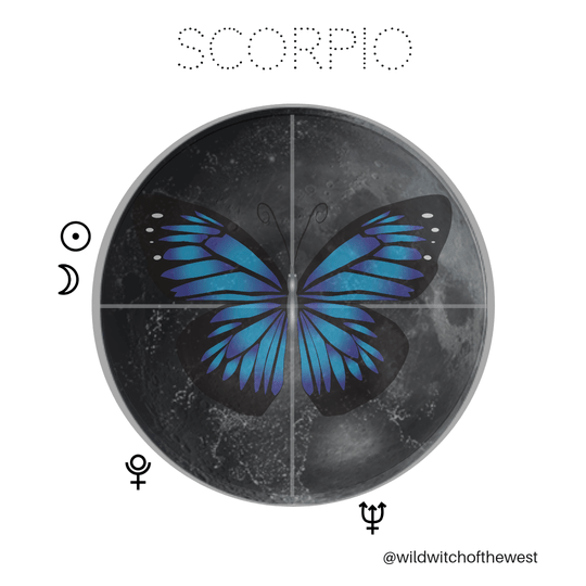 Magical Metamorphosis :: Scorpio New Moon