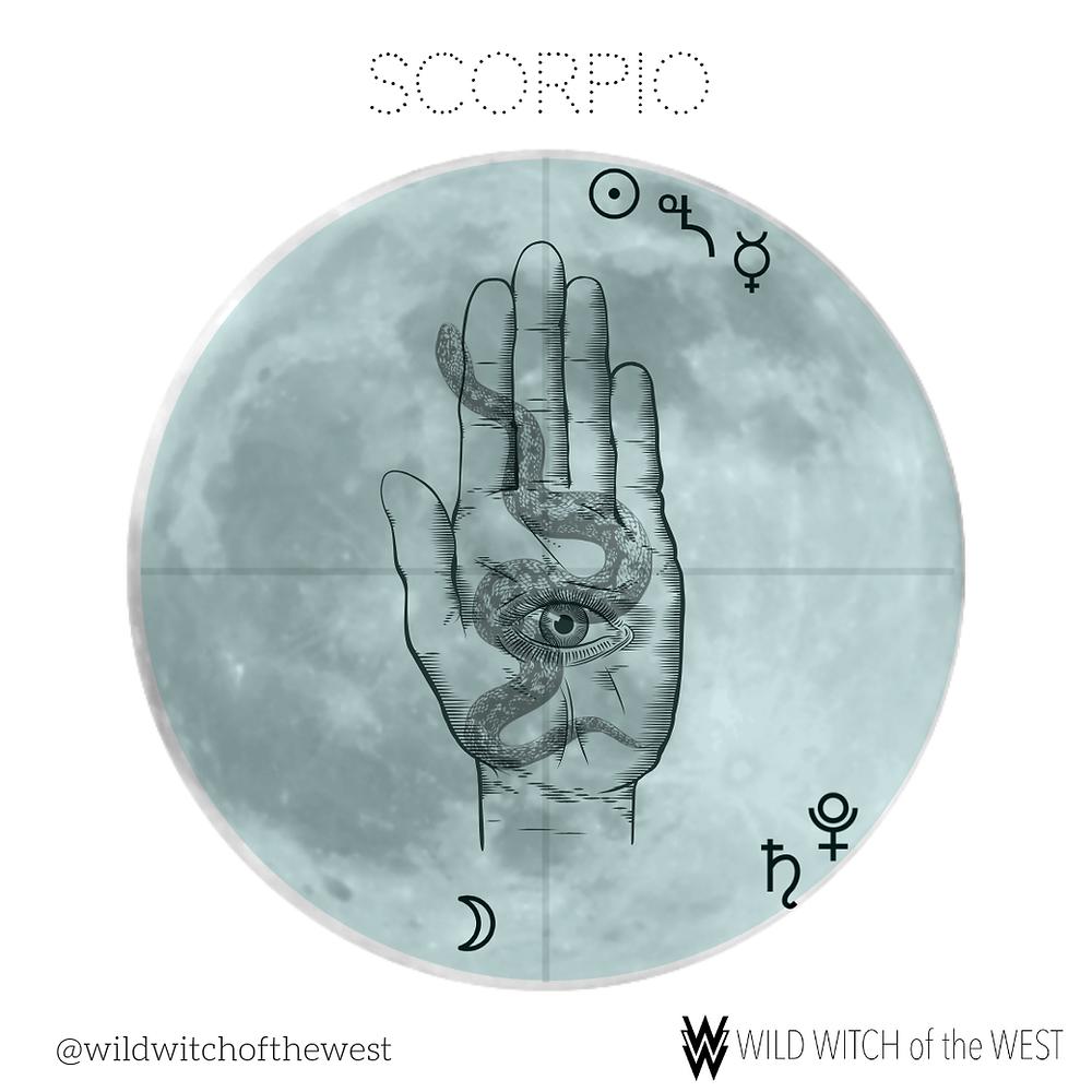 Scorpio+full+moon