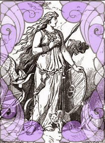 Goddess Guide to Freyja/Freya