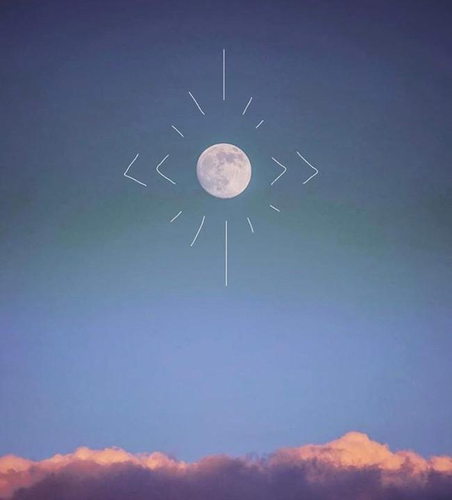 Collective Co-evolution :: Aquarius Full Moon