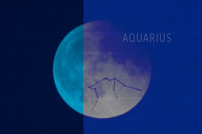 Expansion & Expression :: Aquarius Full Moon & Lunar Eclipse