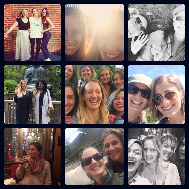 Galentine's Day: Love Stories of Female Friendships