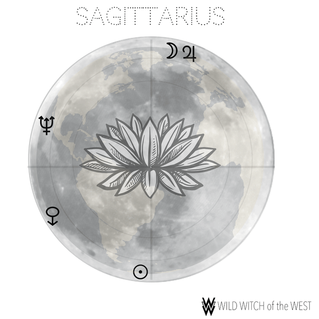 Ideals & Inflation :: Sagittarius Full Moon