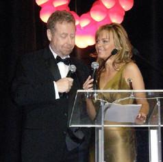 Bill Carrol & Susan Haye - James Bond Gala