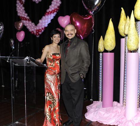Anne Marie Mediwake & Herbie Kuhn - Elisa's Sweet 16 Gala