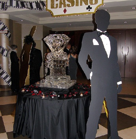 James Bond 007 Gala