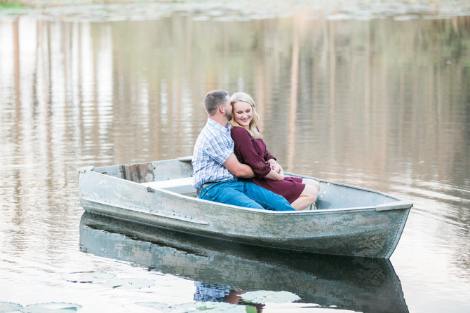 Tyler + Amy | Engagement | Lake City, FL | The Copper Lens