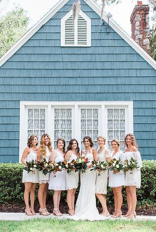 Orange Park Women's Club Wedding