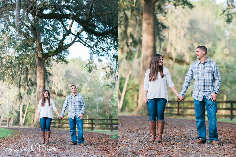 Tuckers Farmhouse Engagement