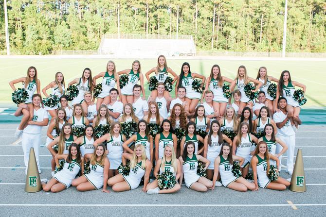 FIHS Cheerleaders| Fleming Island, FL