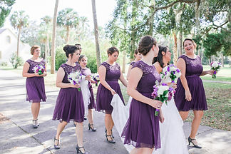 The Ribault Club Wedding Photograher