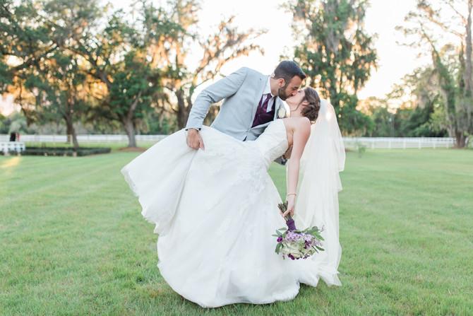 Alex & Andrea | Plantation Oaks Farms | Callahan, FL