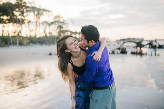 Talbot Island St. Augustine Wedding Photographer