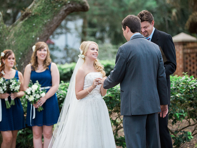 Jarret & Hannah Wedding| The Lighthouse St. Augustine, FL